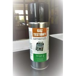 GAZ TESTOWY CO serwisowy